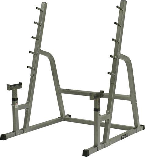 squat rack bench combo valor safety squat combo rack