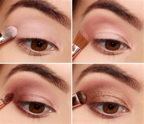 Как правильно сделать макияж для карих глаз пошаговые фото и видео