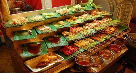 nikmati wisata kuliner kaki lima  penang okezone lifestyle