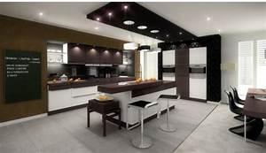 20 best modern kitchen interior design ideas for Modern house kitchen interior design
