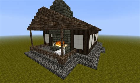 house design blogs furnace forge minecraft project