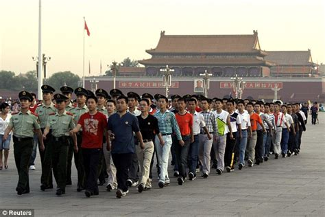 Thousands Turn Out To Commemorate Tiananmen Square