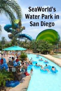 Aquatica SeaWorld Water Park San Diego
