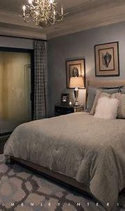 Master bedroom designed by Beasley & Henley Interior ...