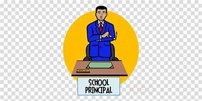 Principal Clip Clipart Source Head Clipground Teacher