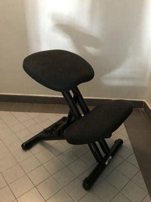 Cinius Sedia Ergonomica - sedia ergonomica varier con schienale posot class