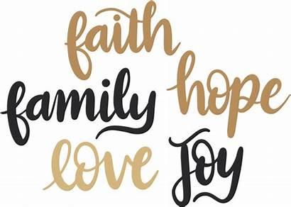 Hope Clip Faith Svg Transparent Clipart Library