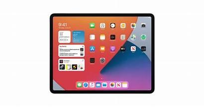 Ipados Ipad Screen Features Widgets