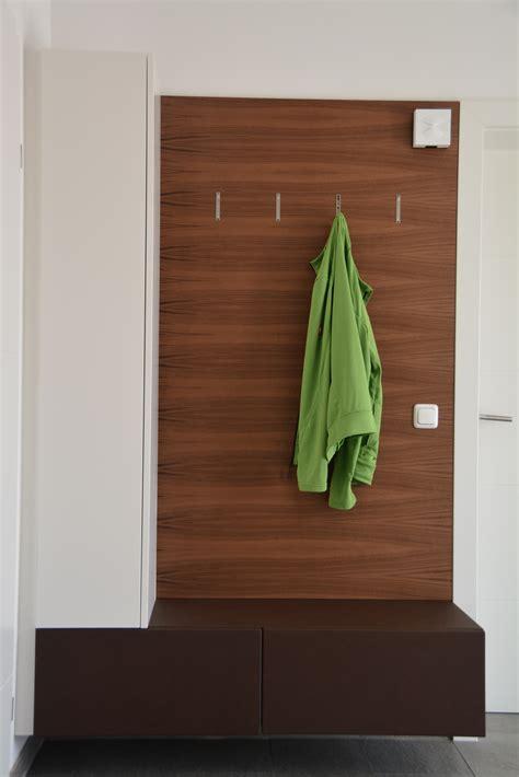 garderobe vom schreiner kosten garderobe schleiflack 9010 r 252 ckwand aus amerikanischen nussbaum christoph kremnitzer m 246 bel