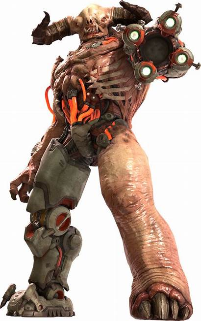 Doom Tyrant Marauder Eternal Cyberdemon Fandom Wiki