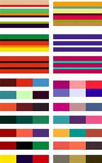 what are good color combinations Lincoln :: Fabric + Color Study   6th Extinction In-Motion