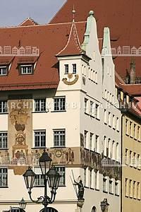 B Quadrat Nürnberg : b rogeb ude hauptmarkt 25 ihk mittelfranken n rnberg architektur bildarchiv ~ Buech-reservation.com Haus und Dekorationen