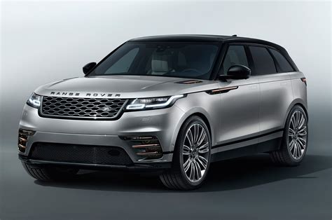 range rover land rover styling size up 2018 range rover velar vs the