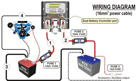 Wireing Diagram For Back Up For Motor Home by Workshop Dual Battery Systems Diy Repurpose Dual