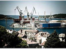 Cruises To Pula, Croatia Pula Cruise Ship Arrivals