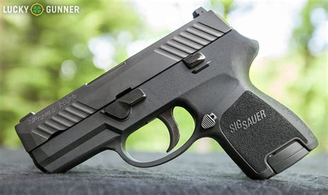 Sig Sauer P320 Compact And Subcompact Review