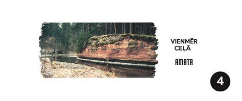 Vienmēr ceļā - Amata, Amatas upes klints attēlu ...