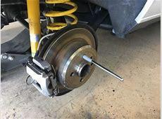 BMW wheel centering alignment pin, tool kit BIMMERtipscom