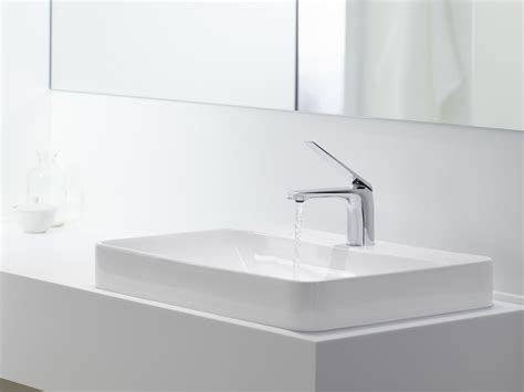 Kohler Vox Rectangular Vessel Bathroom Sink & Reviews