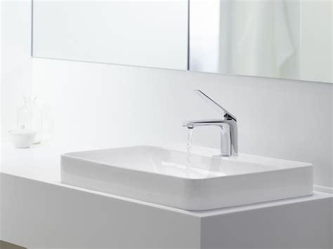 rectangular vessel bathroom sinks kohler vox rectangular vessel bathroom sink reviews