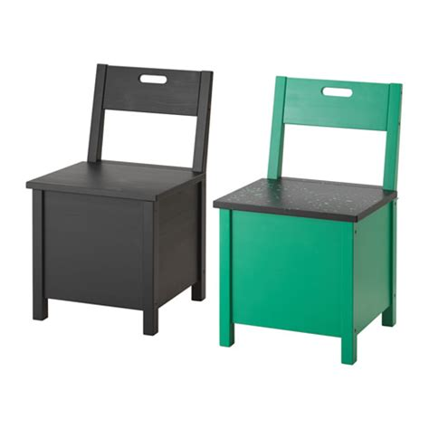 s 196 llskap chair with storage ikea