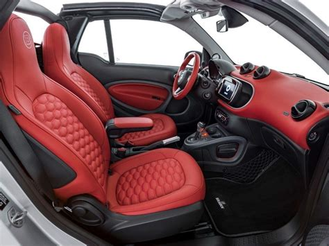 2019 Smart Fortwos by 2019 Smart Fortwo Cabriolet Automatic Interior Exterior