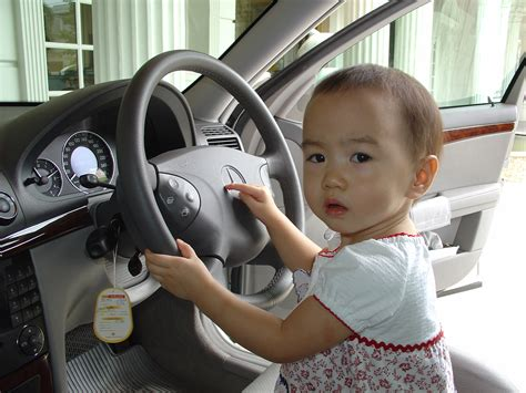free driving asia child steering wheel