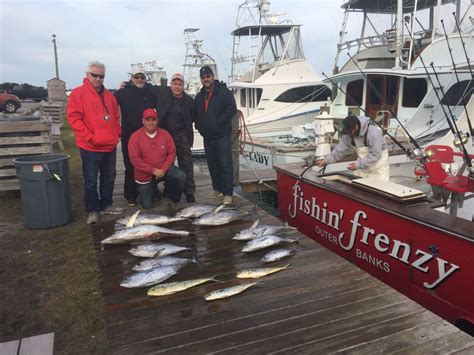 Fishin Frenzy Boat by Fishing Report Fishin Frenzy Report On The Obx