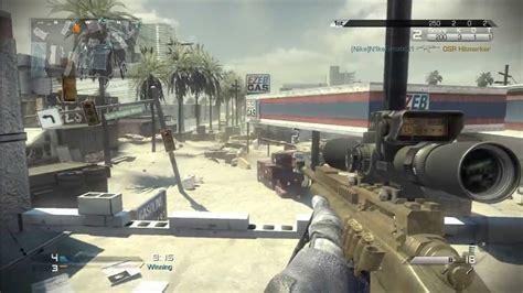 Cod Ghosts Golden Usr Sniping Gameplay On Octane (first