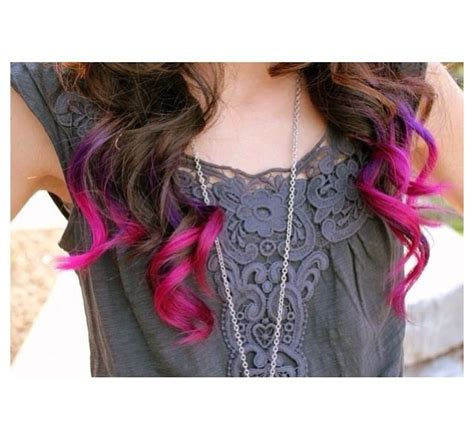 17 Best Images About Dip Dye Hair On Pinterest My Hair
