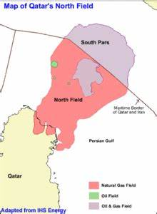 South Pars/North Dome Gas-Condensate field - Wikipedia
