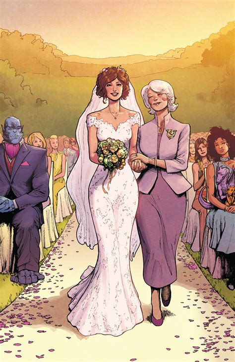 wedding kitty marvel colossus pryde gold married dress comics why did spoilers vows kityy universe comicnewbies issue york before hit