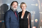 Russell Crowe Reunites With Gladiator Cast at Rome's ...