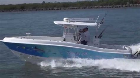 Quality Of Sea Pro Boats by Florida Sportsman Best Boat 33 To 35 Center Consoles