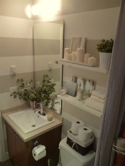 bathroom ideas apartment a basket is a great way to store toilet paper in a
