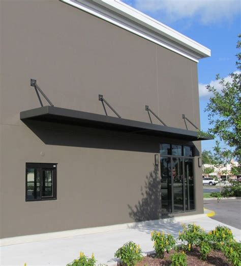 flat metal canopies photo gallery baltimore md dc va
