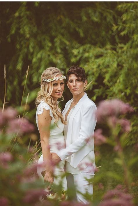 814 Best Images About Lesbian Weddings On Pinterest