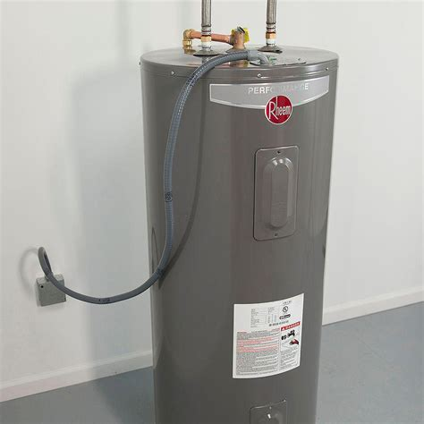 Install An Electric Water Heater  Tribune Content Agency