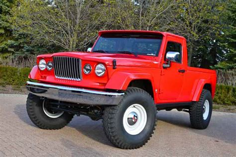 Jeep Forward Control Concept