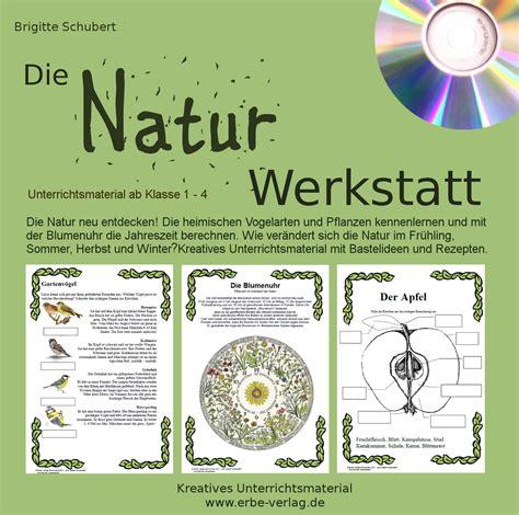 Der Garten Unterrichtsmaterial by Natur Werkstatt Grundschule Arbeitsblatt Unterrichtsmaterial