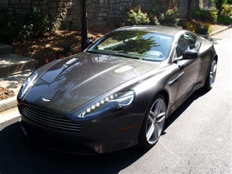 Purchase Used Aston Martin Db9 *6 Speed Manual* **with