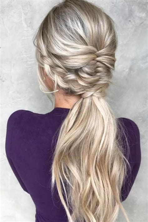 27 Totally Trendy Prom Hairstyles For 2018 To Look
