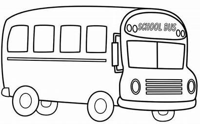 Bus Coloring Kostenlos Clipart Ausmalbilder Malvorlagen Ausdrucken