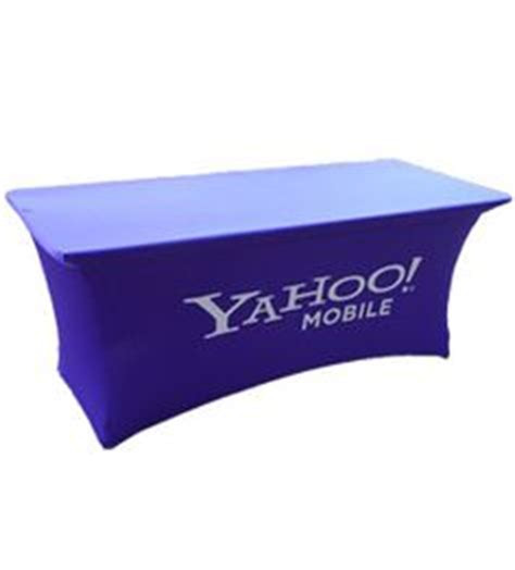 custom table covers with logo corporate events on pinterest table linens corporate