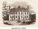 ABNEY HOUSE, STOKE NEWINGTON, a district in the London ...