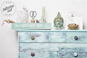 6 Beautiful DIY Shabby Chic Dressers And Sideboards