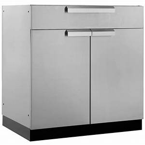 newage products stainless steel classic 32 in bar 32x33 With kitchen cabinets lowes with sticker printing reviews