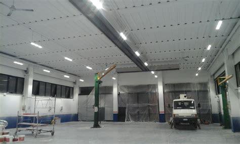 lade a led per capannoni industriali illuminazione capannone industriale cosa sapere prima di