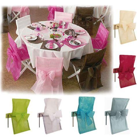 housse de chaise avec noeud x10 d 233 corations de salle fleurs de drag 233 es