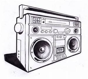 16 best images about ghetto blaster on Pinterest | Boombox ...